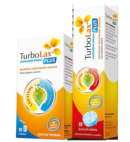 Turbolax ambalaža